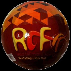 توپ اطفاء حریق رافو | RUFO Fire Extinguisher Ball